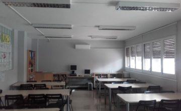 Realització reforma escola YMCA Barcelona